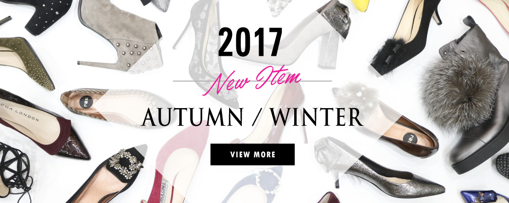 Pick Up Item 2017 PUMPS COLLECTION
